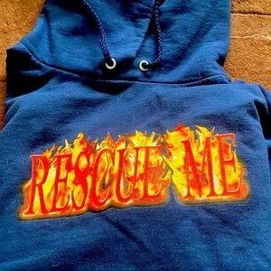 Fire Rescue Me sweatshirt